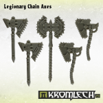 Legendary Chain Axes from Kromlech