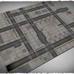 Deep-Cut Studio releases new Dropzone gaming mat