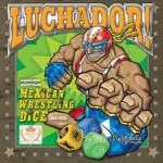 Ninja Division publishing Luchador! Mexican Wrestling Dice