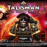 Talisman: The Horus Heresy digital game announced
