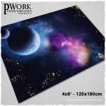 "New Pworks Sci-fi play mat ""Rebel Sector"""