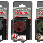 New Maneuver Dial upgrade kits for X-Wing