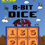 Turn One Gaming Supplies release 8-Bit Dice