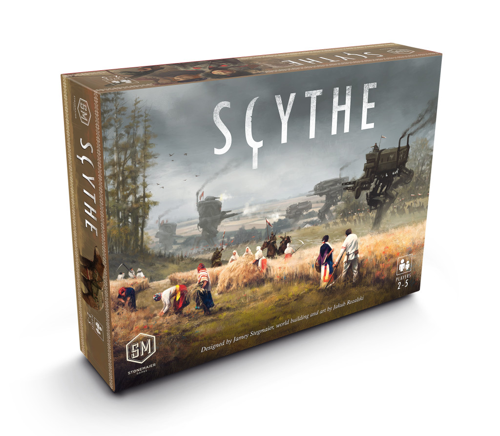REVIEW: Scythe from Stonemaier Games