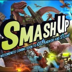 Smash Up!, the digital version, coming soon