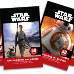 Limited Edition Star Wars Card Sleeves from Fantasy Flight Games