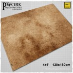 Pwork Wargames War Sands fantasy game mat available