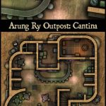 Arung Ry Outpost Cantina from Heroic Maps