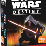 Fantasy Flight previews the Star Wars Destiny Kylo Ren Starter set