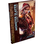 Monster Slayer book available for the Android universe