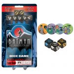 Batman: The Animated Series Dice Game steps out of the shadows . . . and onto shelves