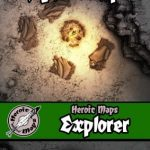 Explorer: Night Camps battlemaps from Heroic Maps