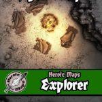 Explorer: Night Camps battlemaps from Heroic Maps