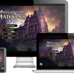 Mansions of Madness 2nd Ed App, What Lies Within, available now!