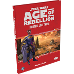 With Friends Like These .. a new supplement for Star Wars RPG