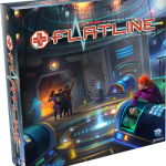 Flatline, a cooperative dice game coming Spring 2017