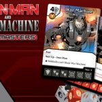 WizKids Previews Iron Man and War Machine Cards for Dice Masters