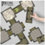 PWork Space Tiles Set available now!
