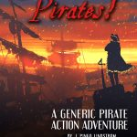 A Generic Pirate Action Adventure released by Penguin Comics