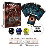 Antares Dice Game from Warlord Games