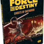 Ghosts of Dathomir adventure module for Star Wars Force and Destiny