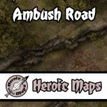 Heroic Maps Foxtail Hills: Ambush Road available