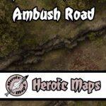 Heroic Maps Foxtail Hills: Ambush Road available