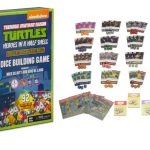 Heroes in a Half Shell TMNT Dice Masters Box Set Released!