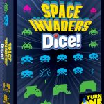 Preorders open for Space Invaders Dice from Turn One Gaming