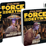 Sentinel Specialization Decks for Star Wars: Force and Destiney Are Now Available