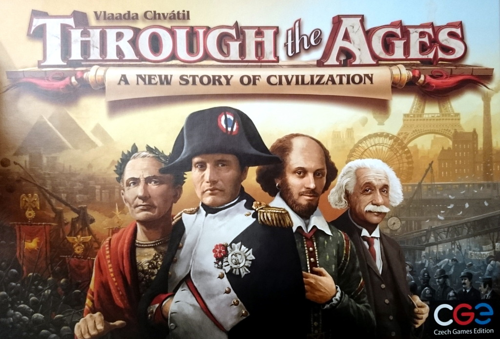Review: Through The Ages: A New Story of Civilization