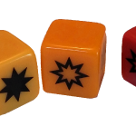 Hit Or Miss Dice Now Available from I Will Never Grow Up Games!