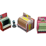 District 5 Food Booths Available from Micro Art Studio