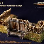 15mm Hellenistic Camp for FOG and DBA Available Now from Baueda