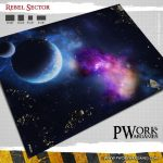 New Mouspad Mats from PWork Wargames