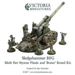 Victoria Miniatures Releases the Sledgehammer BFG