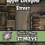 Heroic Maps Release Upper Lockgold Street Maps