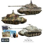 King Tiger Available to Pre-Order from Warlord Games