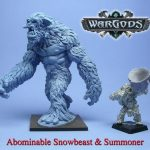 Crocodile Games Releases the Remastered Abominable Snowbeast
