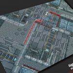 Warzone Studio Releases Gigafactory Battle Mat