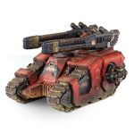 Legion Sicaran Omega Tank Destroyer Available from Forge World