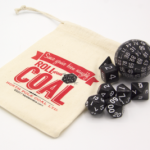 Roll Vs Coal Dice Sets Available
