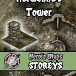 Harwenna's Tower Released by Heroic Maps