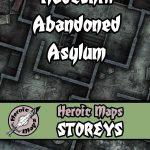 Hadeshill Abandoned Asylum Available from Heroic Maps