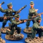 28mm German Mountain Troops (Gebirgsjager) From Askari Miniatures