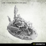 28mm Orc Chirurgeon on Bike Model from Kromlech