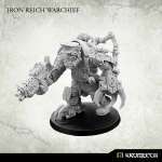 Iron Reich Warchief Revealed by Kromlech