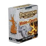 Pathfinder Battles: Maze of Death Minis Now Available