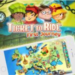 Digital Version of Ticket to Ride: First Journey Now Available