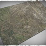 Deep Cut Studio Releases a new WW2 Aerial Dog Fight Game Mat